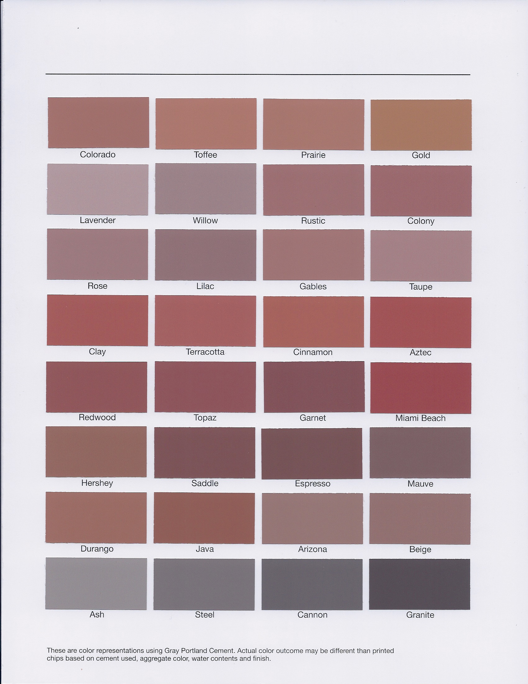 Integral color concrete pigments and colorant products nvjuhfo Image collections
